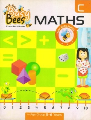Acevision Busy Bees Maths Book C