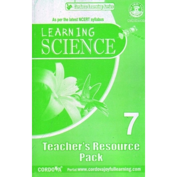 Cordova Learning Science Teacher's Resource Pack for Class 7