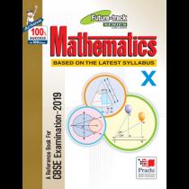 Prachi Future Track Mathematics Reference Book Class 10