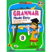 Cordova Grammar Made Easy Book 8