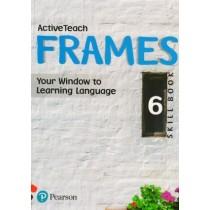 Pearson ActiveTeach Frames Skill Book Class 6