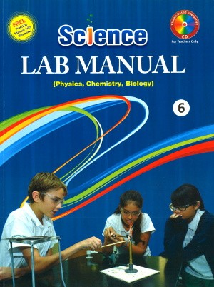 Radison Science Lab Manual Class 6 (With Practical Manual)