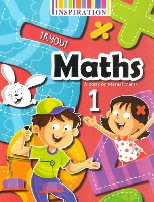 Tryout Maths A book on Mental Maths Class 1