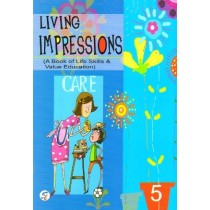 Sapphire Living Impressions Value Education For Class 5