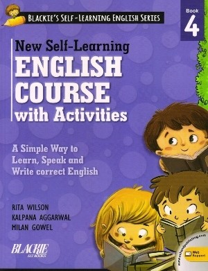 New Self Learning English Course With Activities Book 4