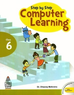 S chand Step By Step Computer Learning Class 6