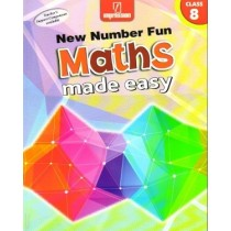 New Number Fun Maths made Easy Class 8