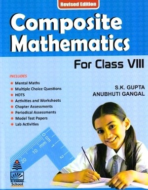Composite Mathematics For Class 8