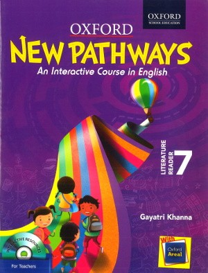 Oxford New Pathways Literature Reader For Class 7