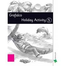 Grafalco Pre-School Holiday Activity Book 5