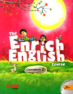 S chand The Enrich English Coursebook Class 2