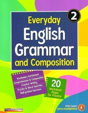 Viva Everyday English Grammar and Composition 2