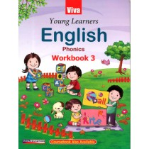 iva Young Learners English Phonics Workbook 3