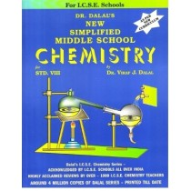 Dalal ICSE New Simplified Middle School Chemistry for Class 8