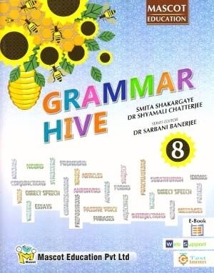 Mascot Education Grammar Hive Class 8