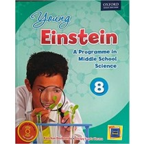 Oxford Young Einstein Middle School Science for Class 8