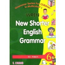 Wren New Shorter English Grammar Class 6