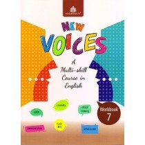 Madhubun New Voices English Workbook 7