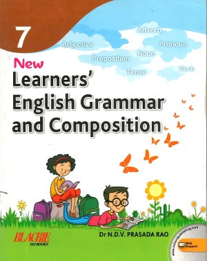 New Learner's English Grammar and Composition For Class 7