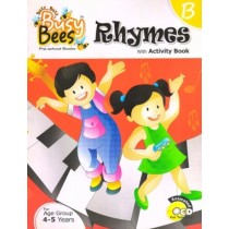 Busy Bees Rhymes with Activity Book B