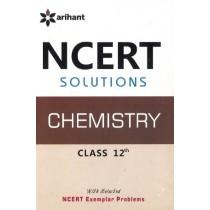 Arihant NCERT Solutions Chemistry Class 12