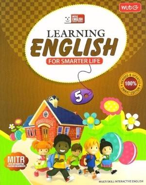 MTG Learning English For Smarter Life Class 5
