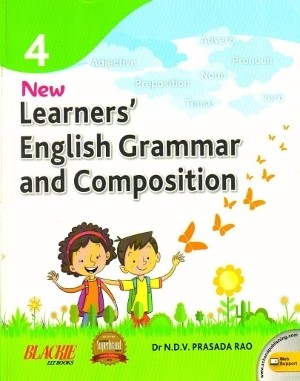 New Learner English Grammar and Composition Class 4
