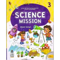 S chand Science Mission Class 3