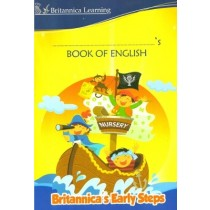 Britannica Early Steps Book of English For Nursery Class