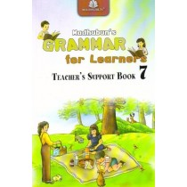 Madhubun Grammar For Learners Solution Book For Class 7