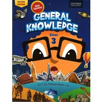 Oxford General Knowledge For Class 3
