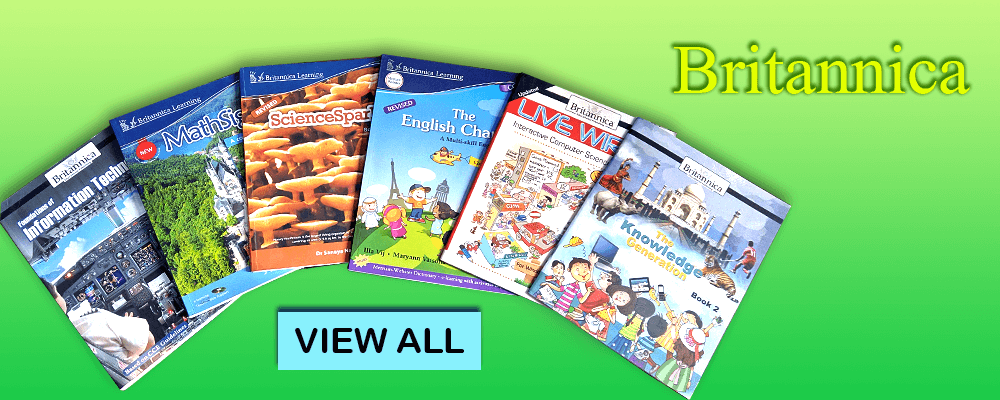 Britannica books India