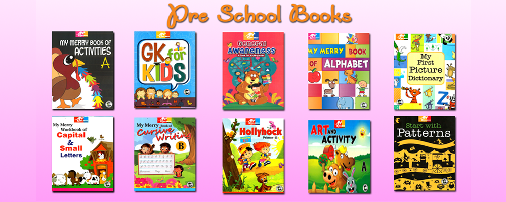 Buy Preschool books online at mybookshop