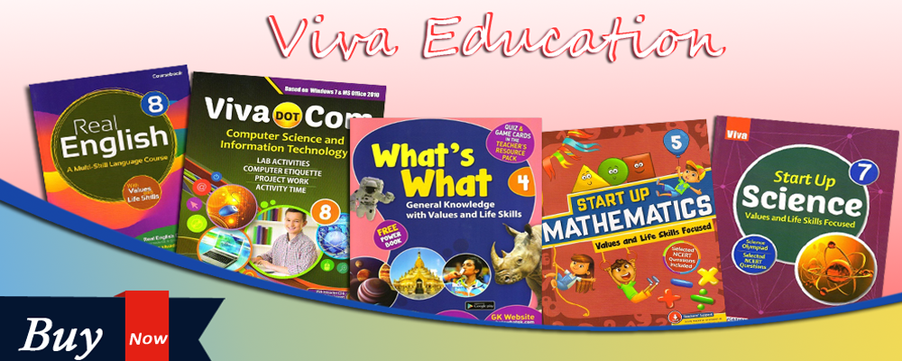 buy Viva Education Books online